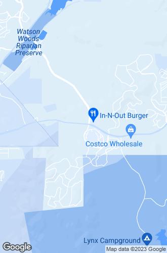 Map of Prescott