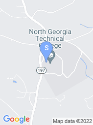 North Georgia Tech map