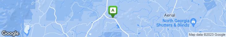 Map of Edelweiss German Inn & Restaurant