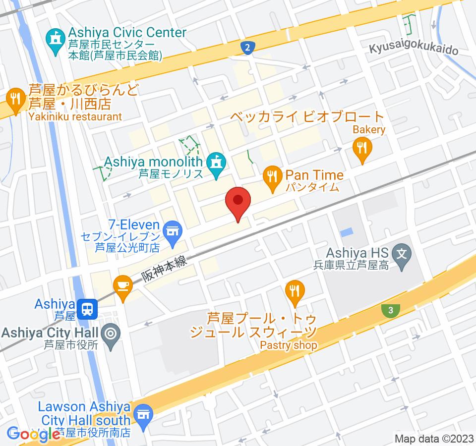 芦屋市大桝町7-9