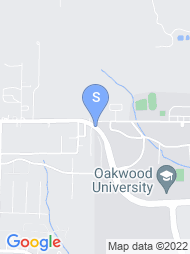 Oakwood University map