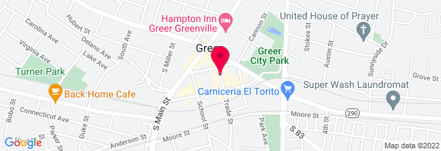 Map for Rhythm and Brews