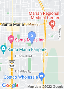 Allan Hancock College map