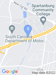 Spartanburg Community College map