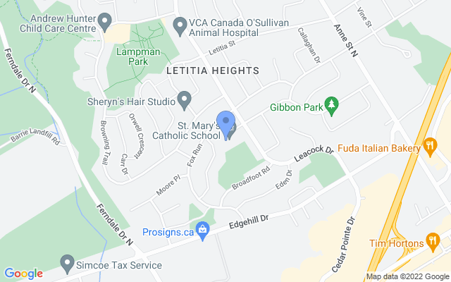 340 Leacock Dr, Barrie, ON L4N 6J8, Canada