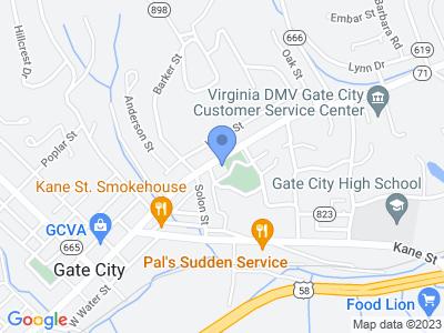 340 E Jackson St, Gate City, VA 24251, USA