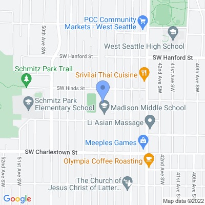 3429 45th Ave SW, Seattle, WA 98116, USA