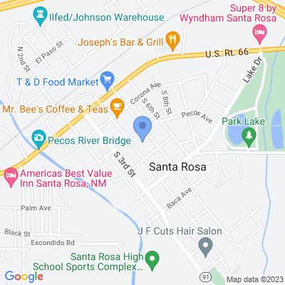 344 S 4th St, Santa Rosa, NM 88435, USA