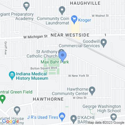 349 North Warman Avenue, Indianapolis, IN 46222, USA
