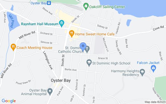 35 School St, Oyster Bay, NY 11771, USA