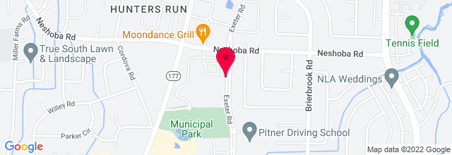 Map for Germantown Performing Arts Centre
