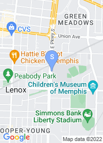 Christian Brothers University map