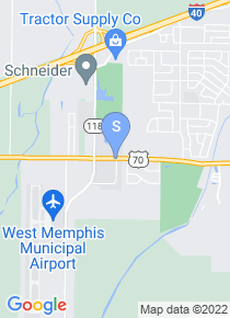 Mid South Community College map