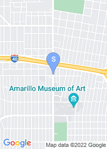 Amarillo College map