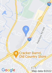 Cleveland State Community College map