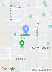 Palo Verde College map
