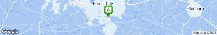 Map of Akita Express