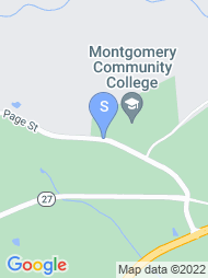 Montgomery Community College map