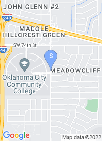 Oklahoma City Community College map