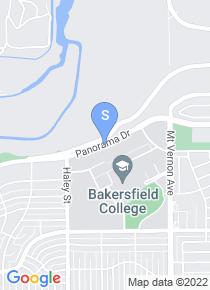 Bakersfield College map