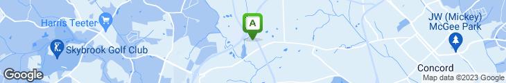 Map of Afton Tavern