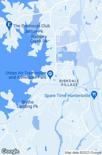 Map of Cornelius