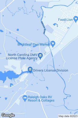 Map of Smithfield