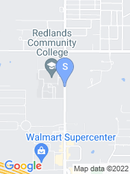Redlands CC map