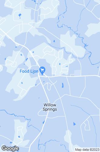 Map of Clayton