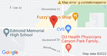 Bank of Oklahoma Location Map