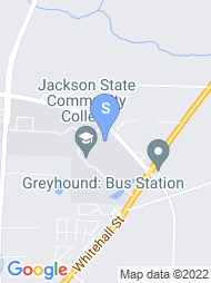 Jackson State Community College map