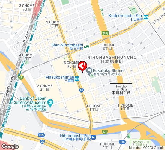YUITOの地図