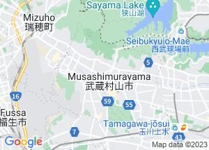Google Map武蔵村山市地図