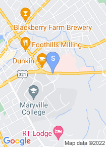 Maryville College map