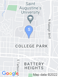 Saint Augustines College map