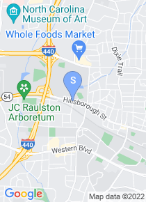 Meredith College map
