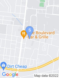 Middle Tennessee State University map