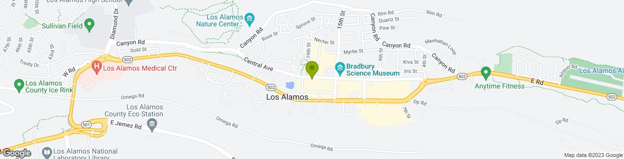 Central Ave - Los Alamos