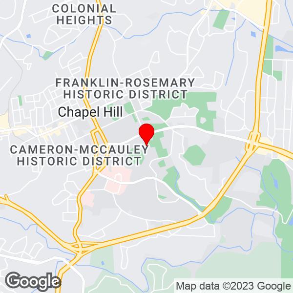 Google Map of 35.908286, -79.045967