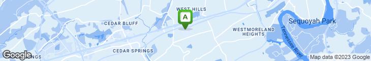 Map of Hibachi Factory