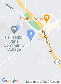Pellissippi State Community College map