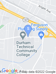 Durham Technical College map