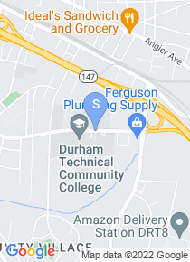 Durham Tech map