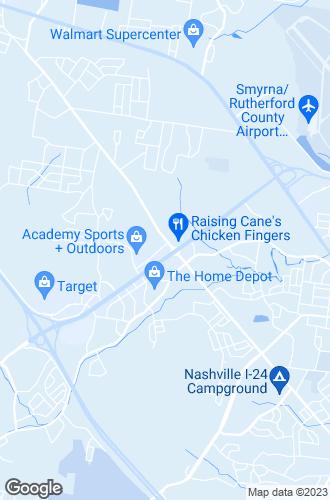 Map of Smyrna