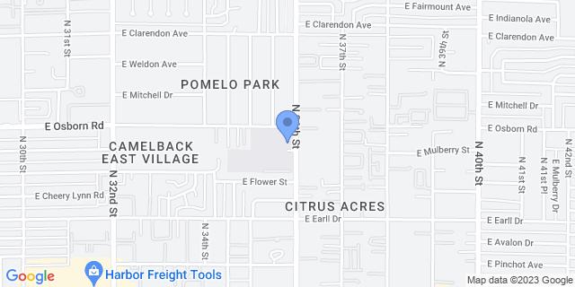 3501 E Osborn Rd, Phoenix, AZ 85018, USA