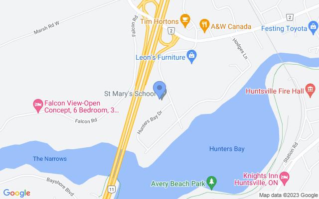 36 Silverwood Dr, Huntsville, ON P1H 1N1, Canada