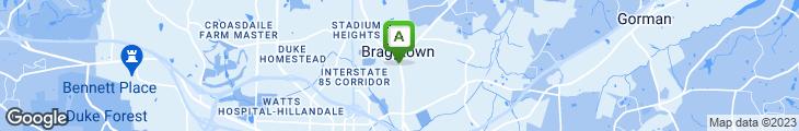 Map of Biscuitville