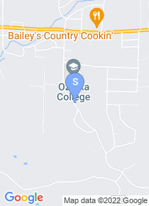 Ozarka College map