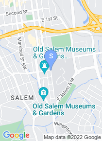 Salem College map