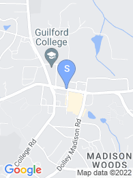 Guilford College map